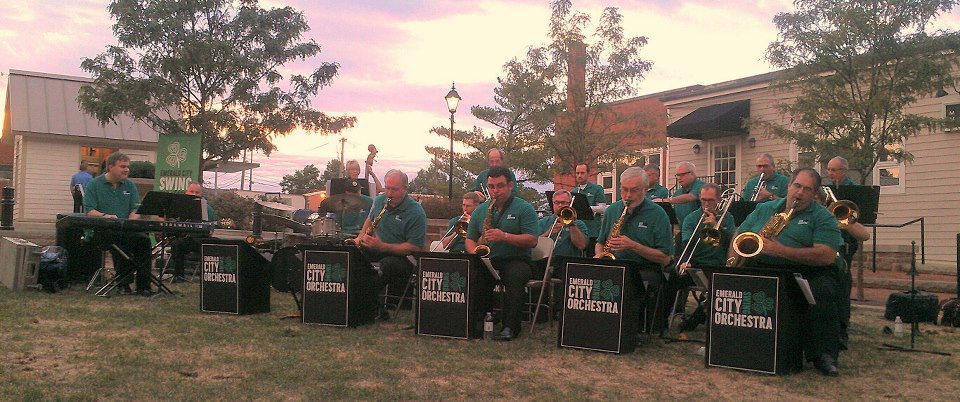Emerald City Swing Orchestra