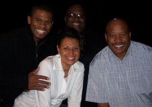 Vernon Hairston Trio with Tia Harris Roseboro