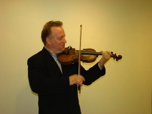 Christian Howes Violin