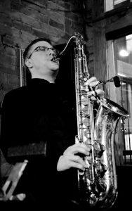 Brian Lang Saxophone